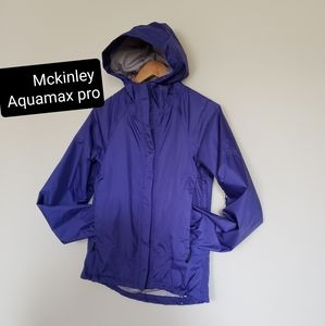Mckinlay windbreaker waterproof jacket xs